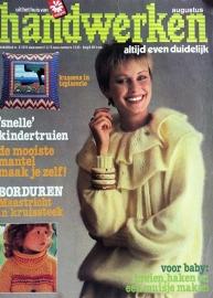 HANDWERKEN NR 8 - 1978