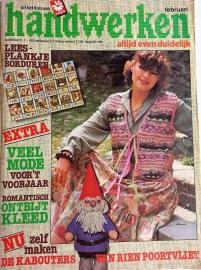 HANDWERKEN NR 2 - 1978