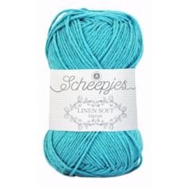 Linen Soft Blauw