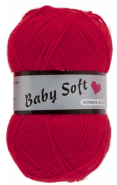 Baby Soft Rood