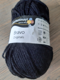 Schachenmayr Bravo Originals Zwart 8226