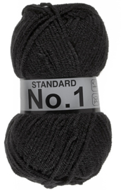 Standaard No 1 Zwart
