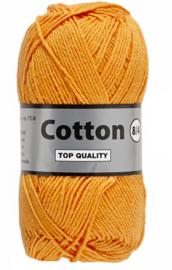 Lammy Yarns Cotton 8/4 Oranje