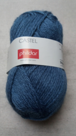 Phildar Castel Blauw/Denim 019
