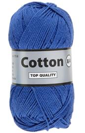 Lammy Yarns Cotton 8/4 Blauw