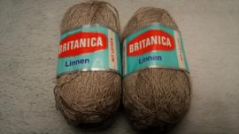 Britanica Linnen Zand/Naturel 4530