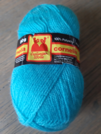 Esslinger Wolle Cornelia Blauw
