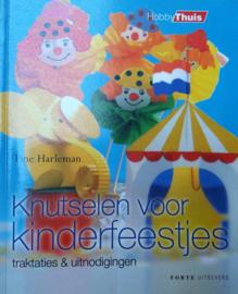 Knutselen voor Kinderfeestjes Traktaties en Uitnodigingen