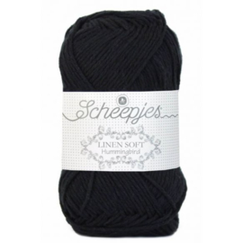 Linen Soft Zwart