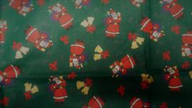Coupon Retro Kerstmannetjes 82 x 49