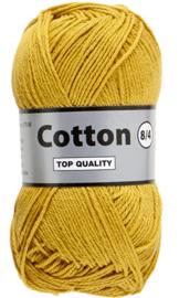 Lammy Yarns Cotton 8/4 Oker
