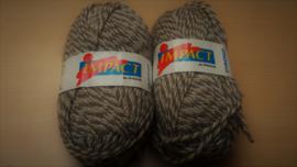 Phildar Impact  Antilope Bruin/Creme/Grijs 001