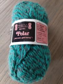Hema Polar Groen/Grijs