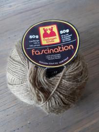 Esslinger Wolle Fascination Groen