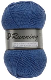 Lammy Yarns New Running Jeansblauw
