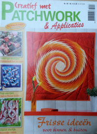 Creatief met Patchwork & Applicaties nr 50