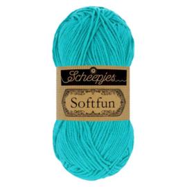 Scheepjes Softfun Bright Turquoise