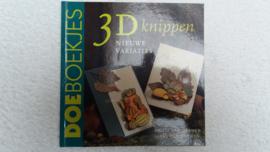 Doeboekje 3D Knippen