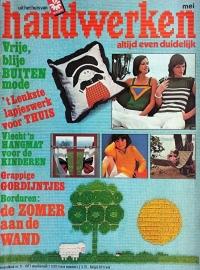 HANDWERKEN NR 5 - 1977