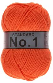 Standaard No 1 Oranje Neon