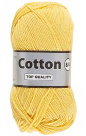 Lammy Yarns Cotton 8/4 Geel