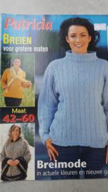 Patricia Breien voor Grotere Maten