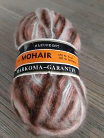 Markoma Mohair Look Bruintinten