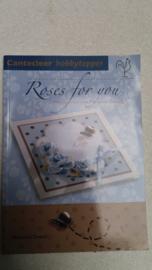 Roses for You Wenskaarten Maken