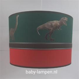plafondlamp kinderkamer dinosaurus