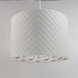 Lamp babykamer nature