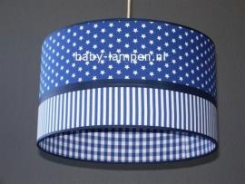 Babylamp kobaltblauw