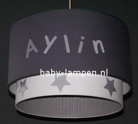 lamp babykamer Aylin antraciet