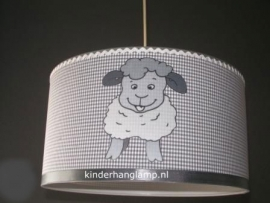 Babylamp met 3x schaapje