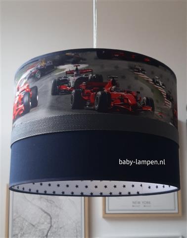 Lamp formule 1 raceauto