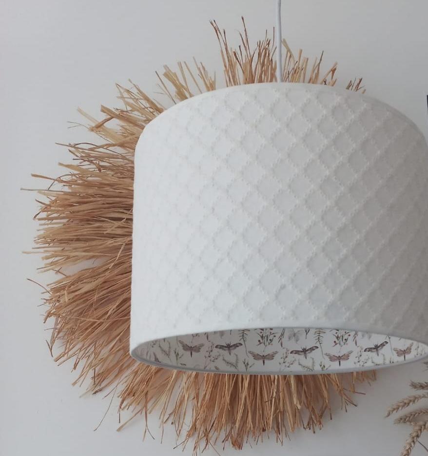 babykamer lamp nature