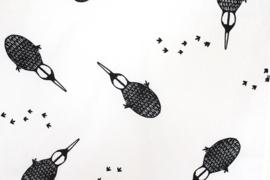 theedoek kiwi vogel