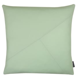 Cushion wool felt mint green
