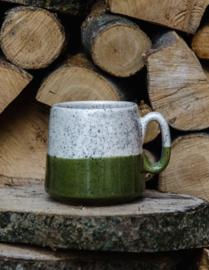 Mug speckles forest
