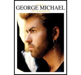 George Michael Kalender 2021