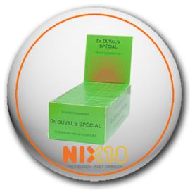 Dr duval special groen 50 stuks DS