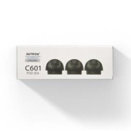 Justfog C601 Cartridge POD (3 stuks)