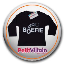 T-shirt Boefie, Marine Blauw