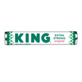 King pepermunt extra strong