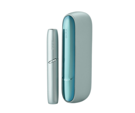 IQOS 3 DUO Kit Lucid Teal Limited Edition