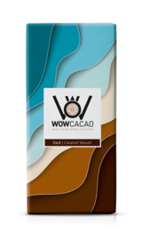 WOW Cacao Dark | Caramel Seasalt