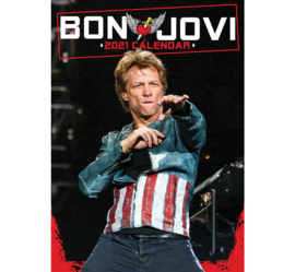Bon Jovi Kalender 2021