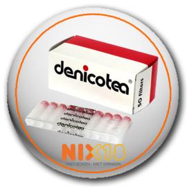 Denicoteafilters standaard (50 stuks)
