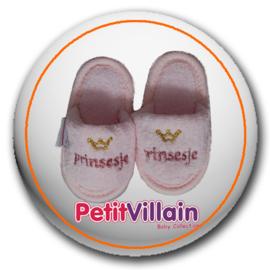 Slippers Prinsesje, roze