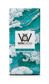 WOW Cacao Milk | Caramel Seasalt