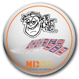 Je Weet Toch Maxi Filtertips Dutch Tips